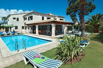 Villa Llenaire, Puerto Pollensa, Majorca, Spain