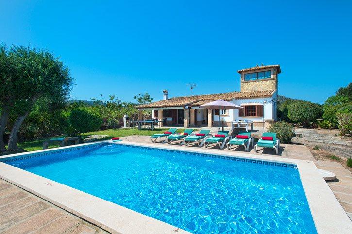 Villa Lloreta, Alcudia, Majorca, Spain