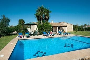 Villa Magdalena, Pollensa, Majorca, Spain