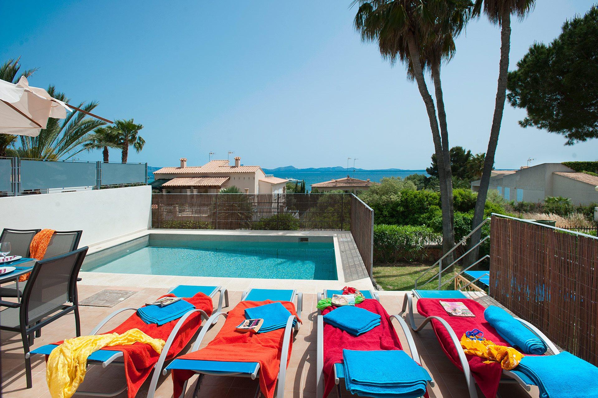 Villa Marcanada, Aucanada, Majorca, Spain