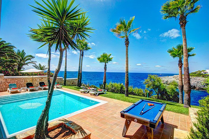 Villa Mar Oberta, Cala D'or, Majorca, Spain