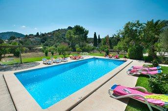 Villa Mas, Pollensa, Majorca, Spain