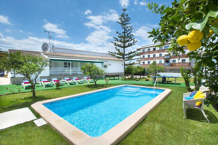 Villa Montemar, Alcudia, Majorca, Spain