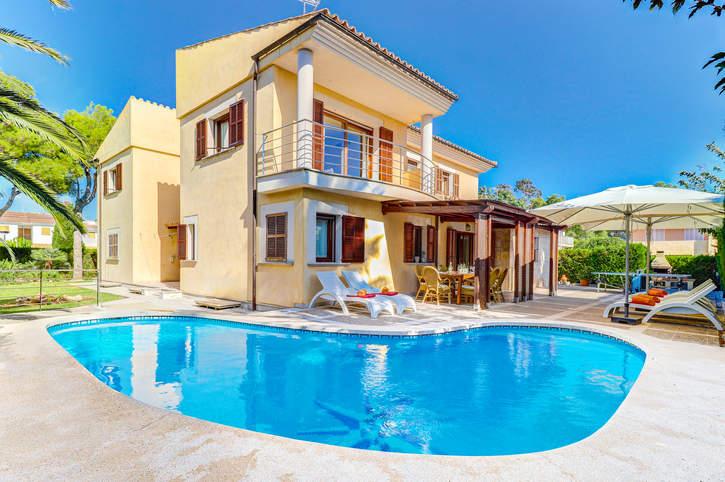 Villa Northern Star, Alcudia, Majorca, Spain