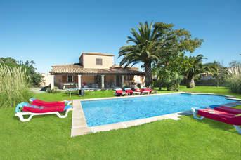 Villa Orquidea, Pollensa, Majorca, Spain