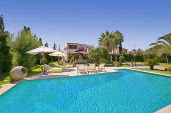 Villa Pancho, Pollensa, Majorca, Spain