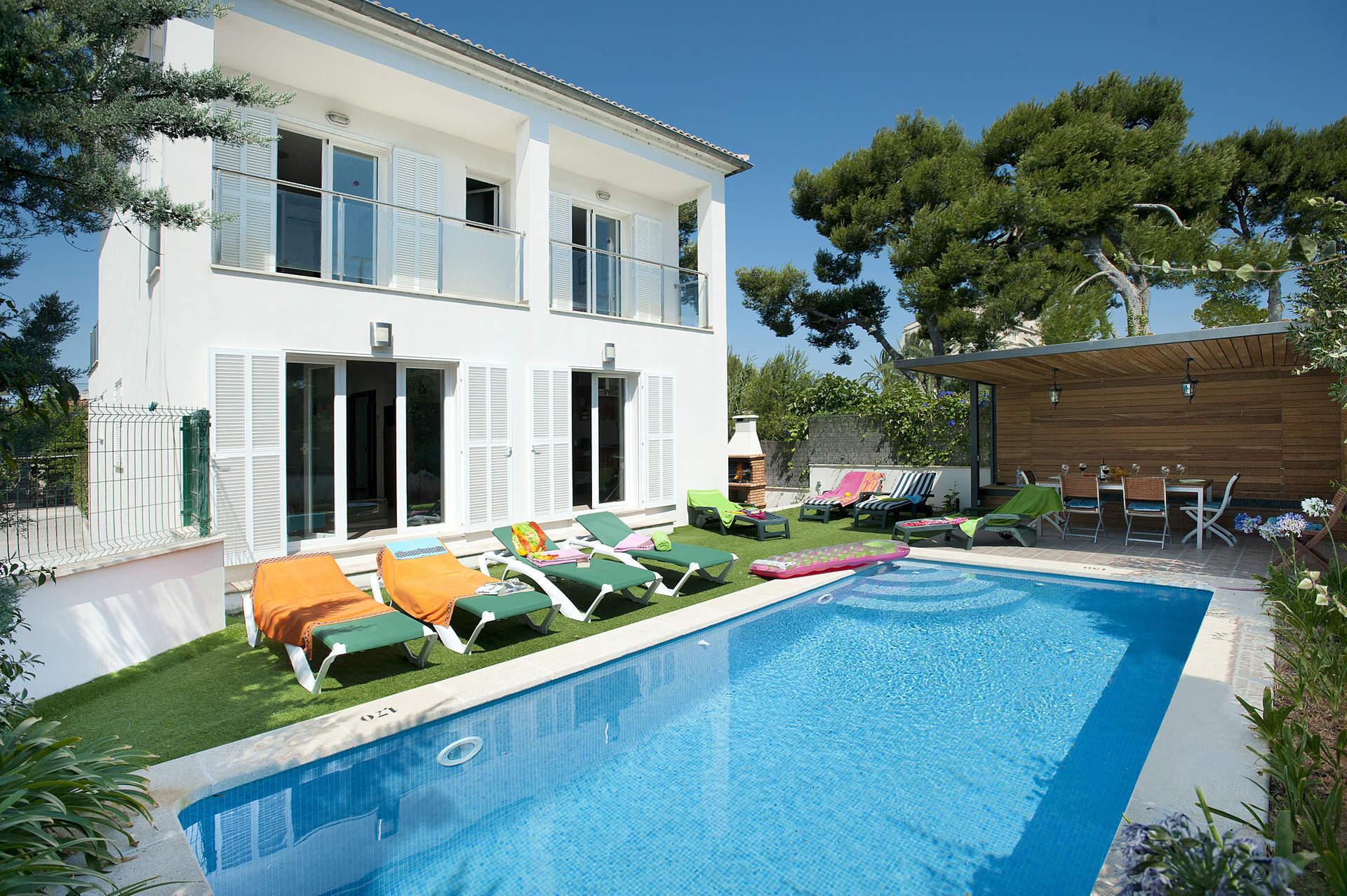 Villa Playa Esperanza, Alcudia, Majorca, Spain
