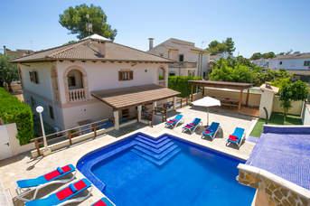 Villa Pons, Alcudia, Majorca, Spain