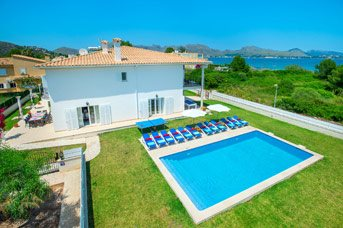 Villa Quiros 2, Puerto Pollensa, Majorca, Spain