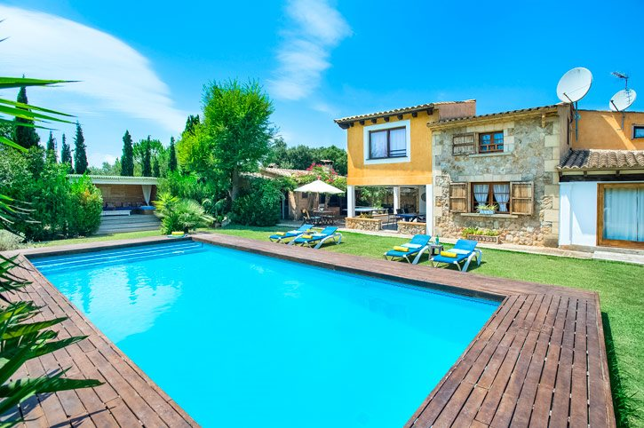 Villa Rabata, Pollensa, Majorca, Spain