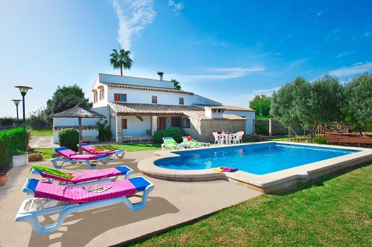 Villa Raco Vaquer, Puerto Pollensa, Majorca, Spain