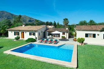 Villa Rayeta, Pollensa, Majorca, Spain