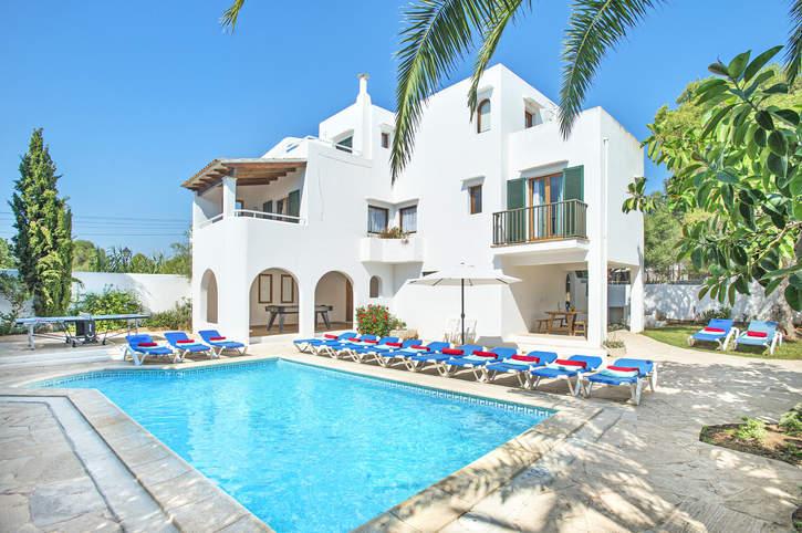 Villa Rigo, Cala D'or, Majorca, Spain