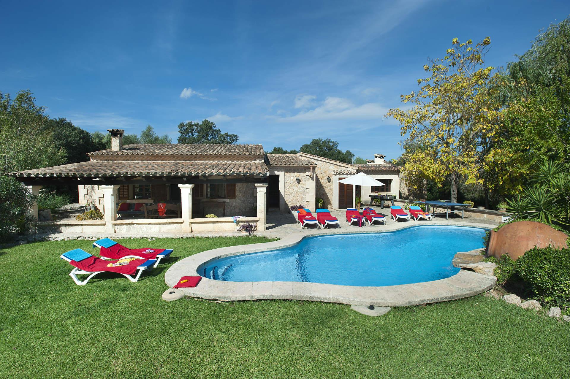 Villa Roig Petit, Pollensa, Majorca, Spain