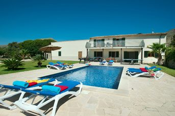 Villa Roina, Puerto Pollensa, Majorca, Spain