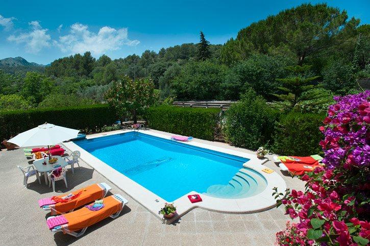 Villa Rotger, Pollensa, Majorca, Spain