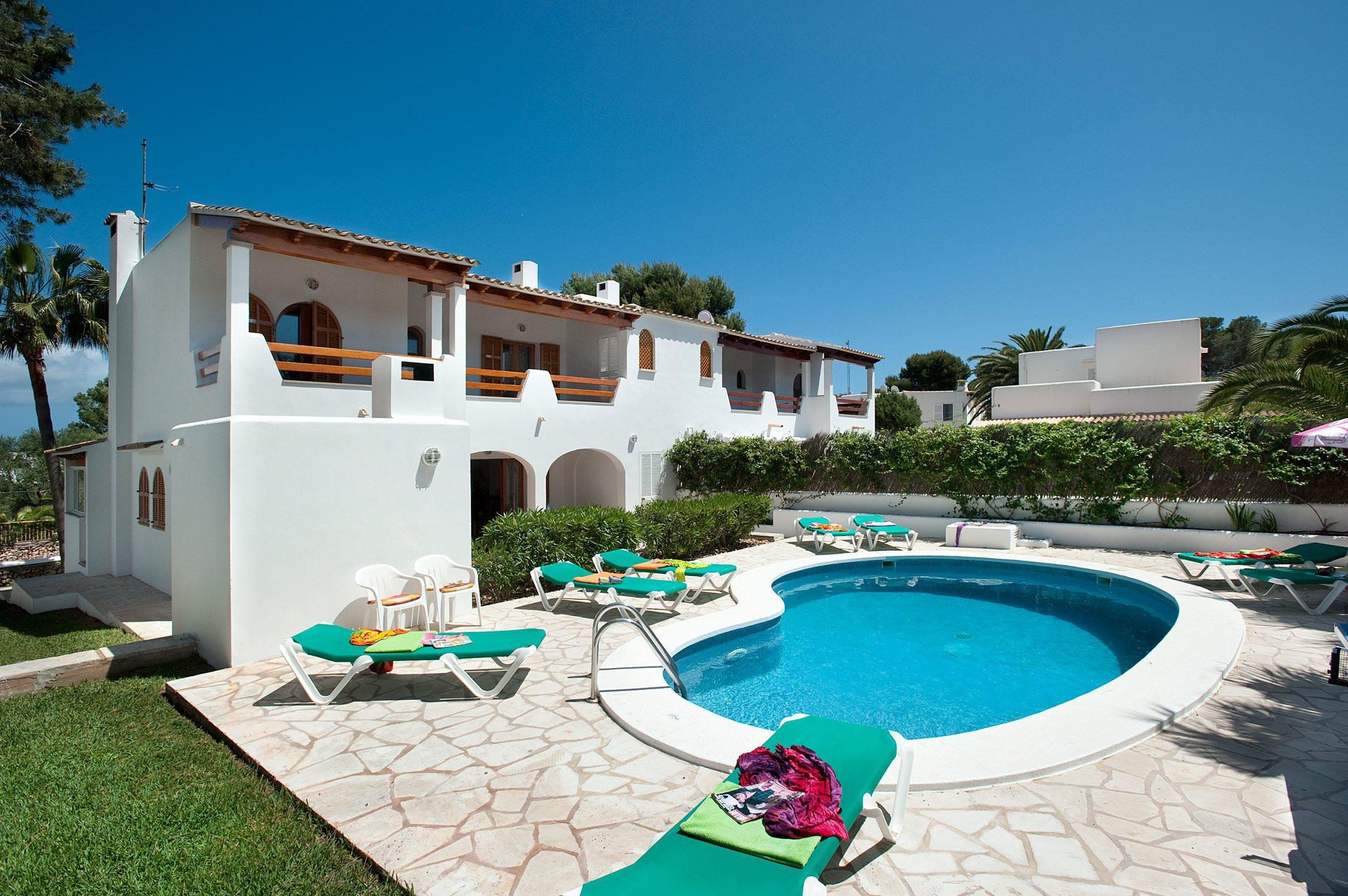 Villa Rudi, Cala D'or, Majorca, Spain