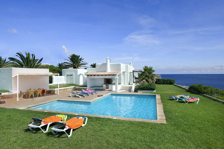 Villa S'Algar, Cala D'or, Majorca, Spain