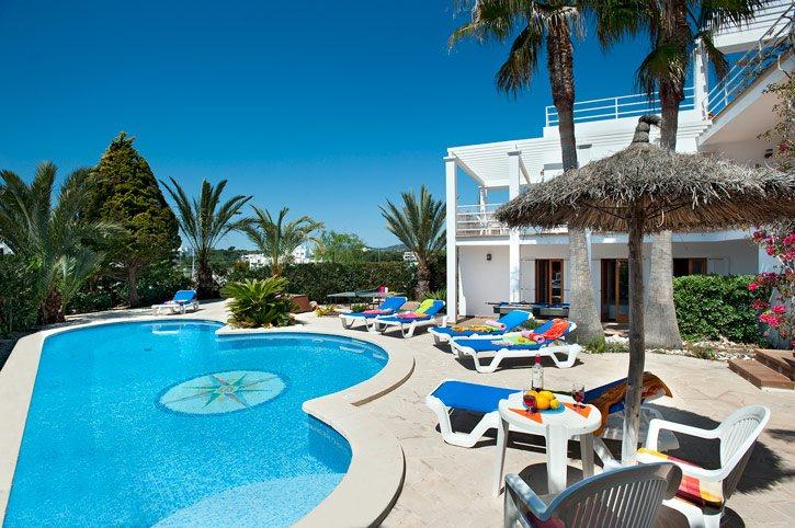 Villa S'Hortet, Cala D'or, Majorca, Spain