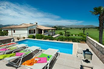 Villa Soler, Pollensa, Majorca, Spain