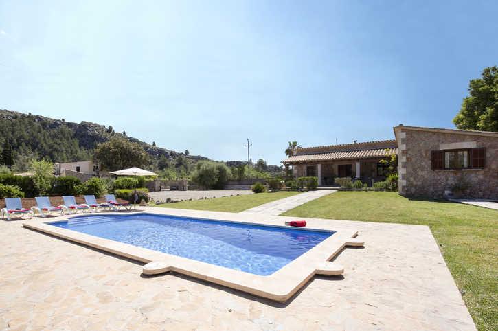 Villa Sort Jaume, Pollensa, Majorca, Spain