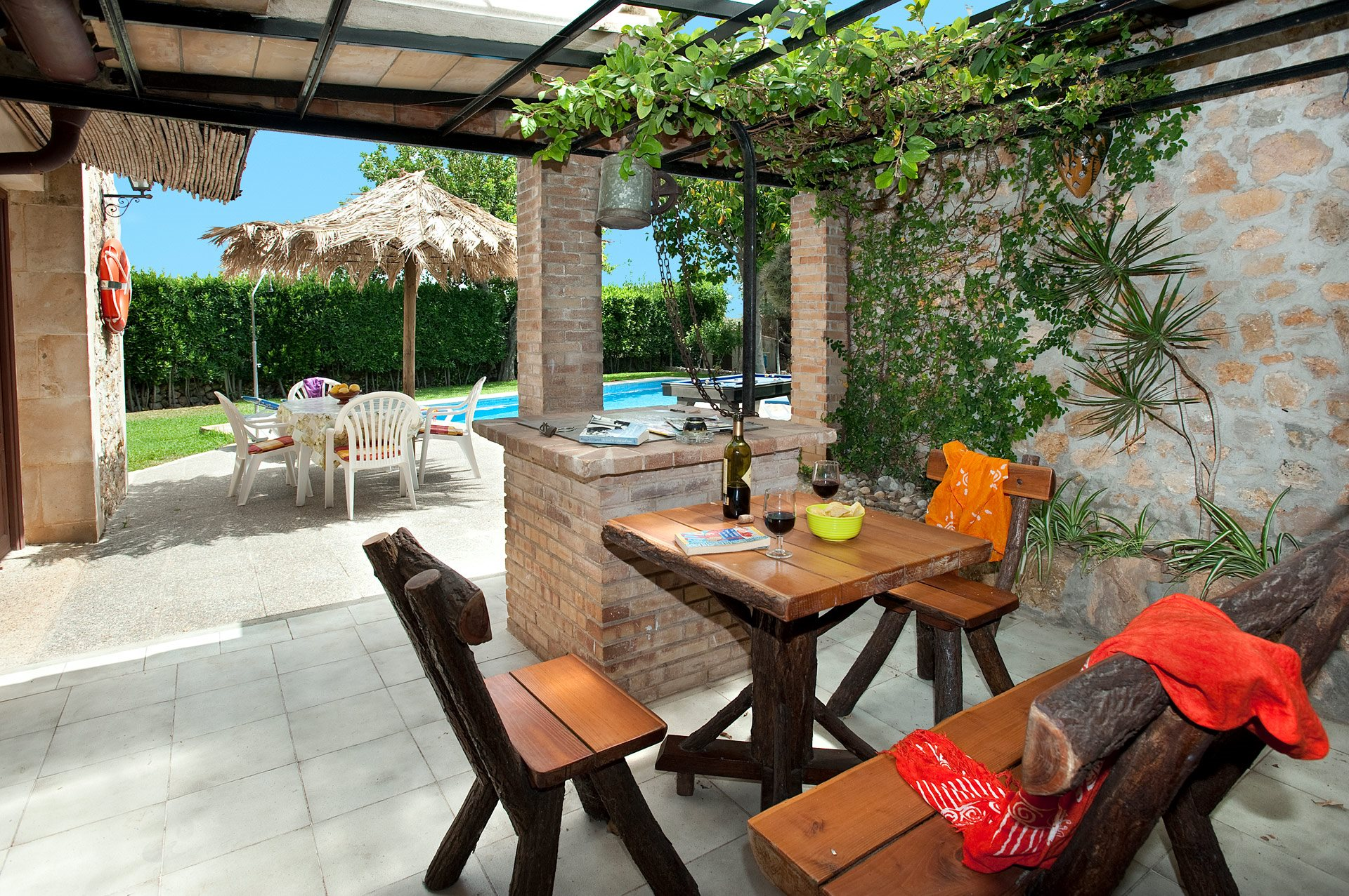 Villa Tia In Pollensa Majorca Villa Plus