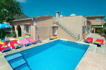 Villa Tienda, Alcudia, Majorca, Spain