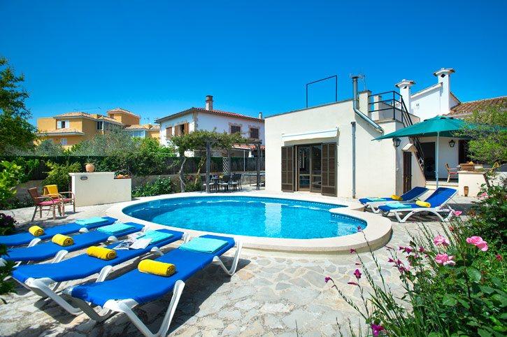 Villa Tomeu, Puerto Pollensa, Majorca, Spain