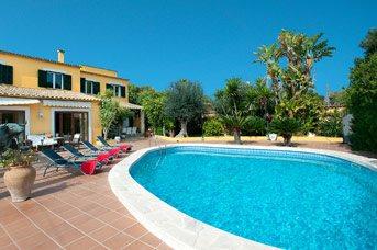 Villa Toro Playa, Alcudia, Majorca, Spain