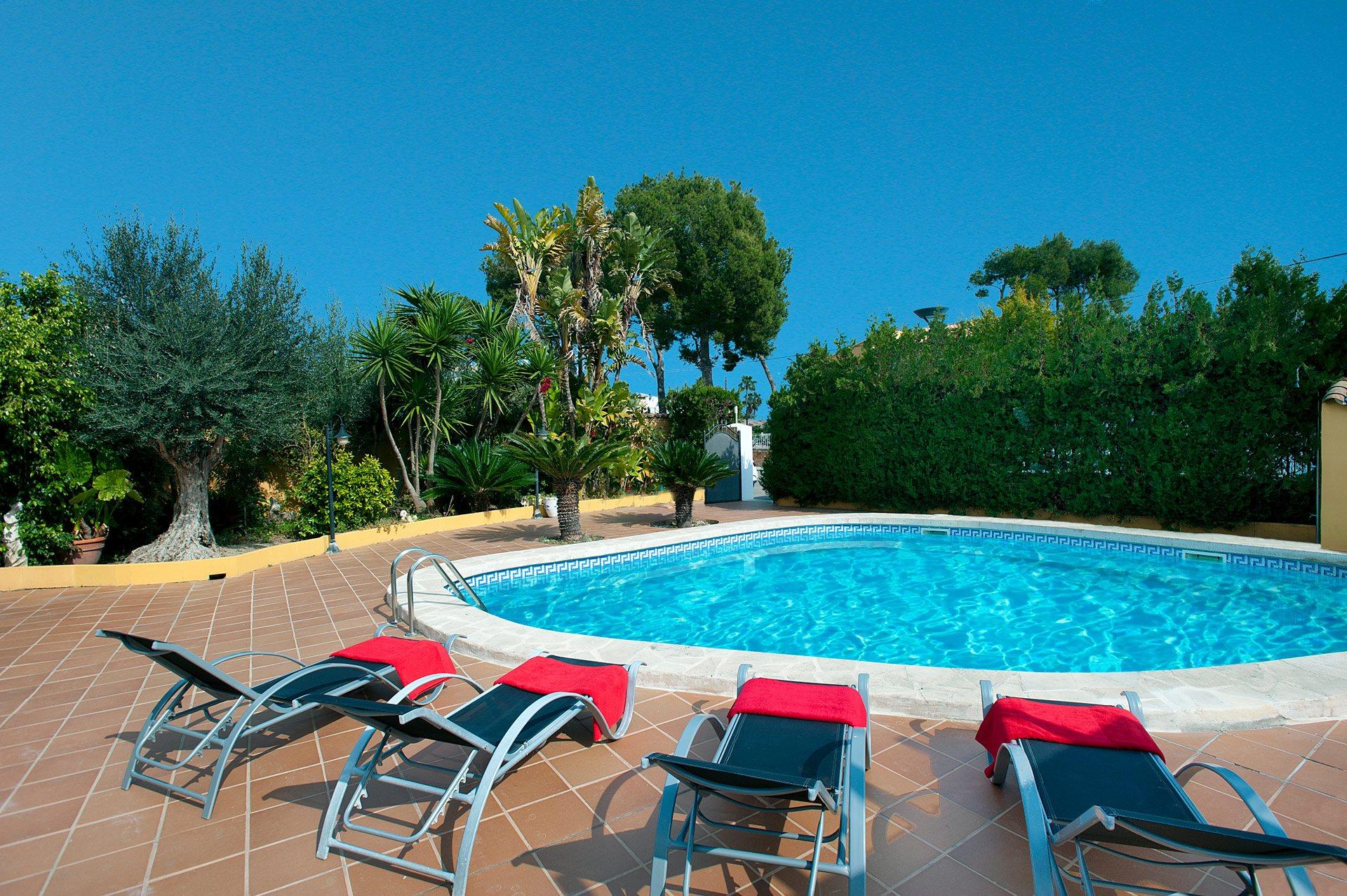 Villa Toro Playa In Alcudia Majorca Villa Plus