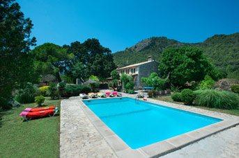 Villa Tramuntana Sol, Pollensa, Majorca, Spain