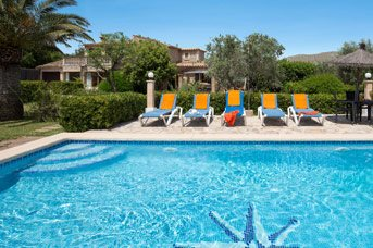Villa Vidrier II, Pollensa, Majorca, Spain