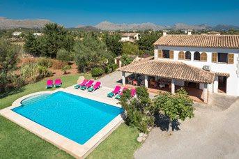 Villa Virrei, Pollensa, Majorca, Spain