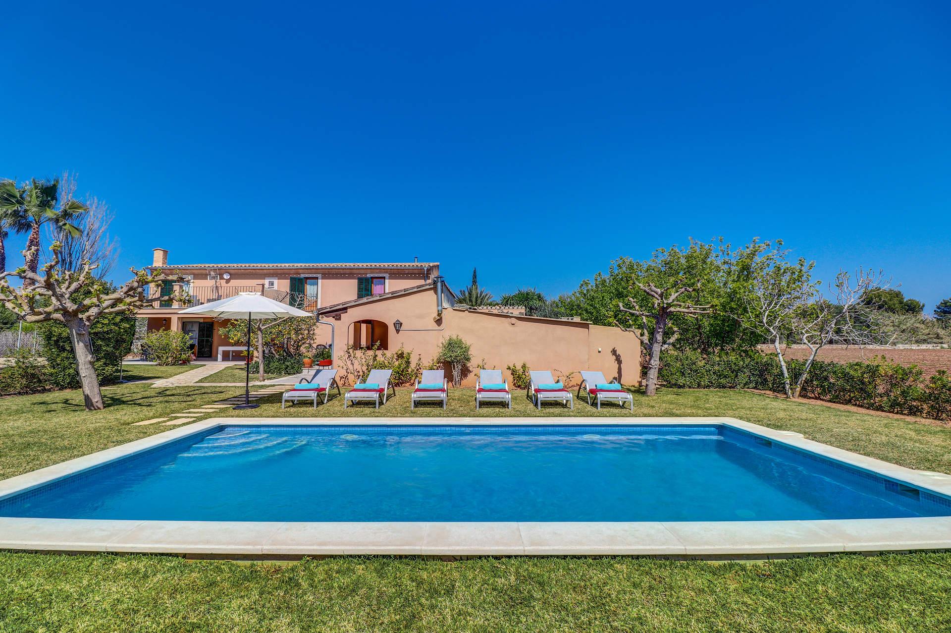 Villa Volanti, Puerto Pollensa, Majorca, Spain