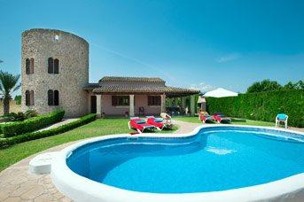 Villa Xanet, Pollensa, Majorca, Spain