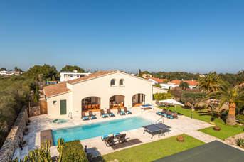 Villa A Cas Iaios, Es Castell, Menorca, Spain