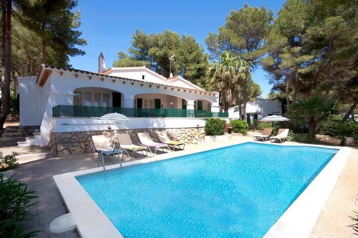 Villa Adriana, Santo Tomas, Menorca, Spain