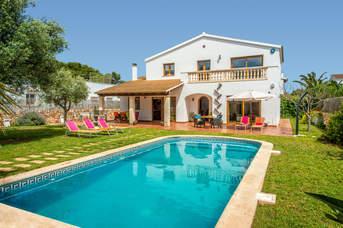 Villa Agora, Cala Blanca, Menorca, Spain