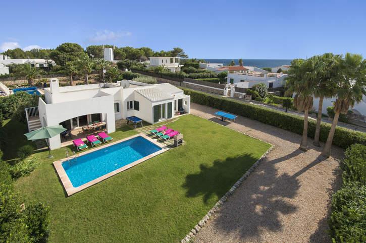 Villa Alarcos, Binibeca, Menorca, Spain