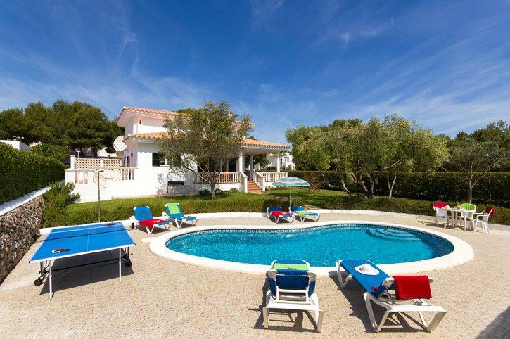 Villa Arenal, Arenal den Castell, Menorca, Spain