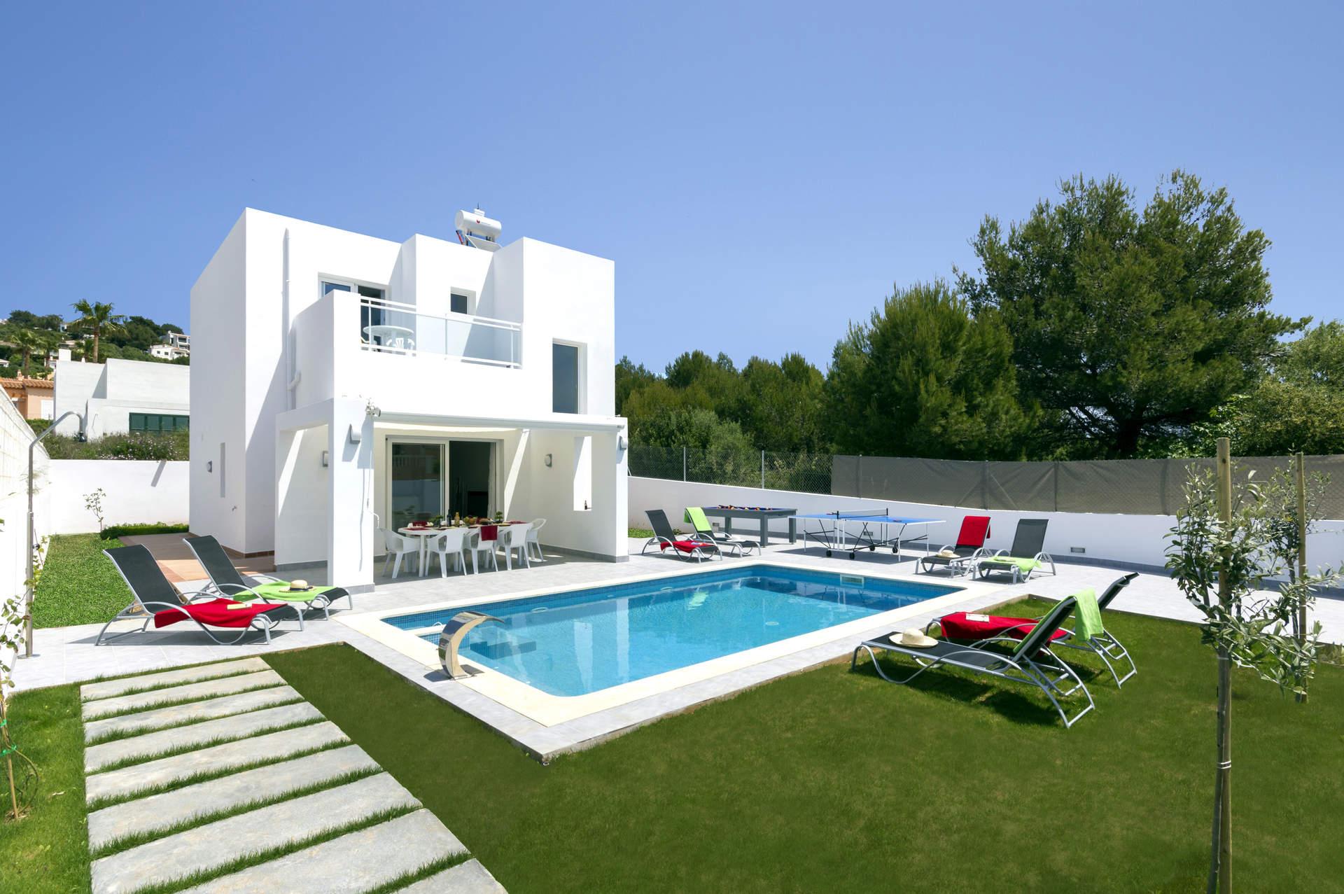 Villa Atalis, Son Bou, Menorca, Spain