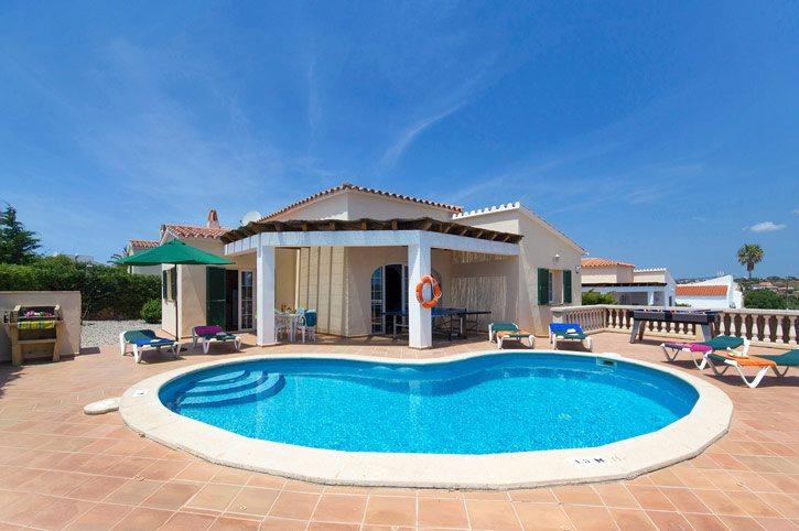 Villa Ayla, Calan Porter, Menorca, Spain