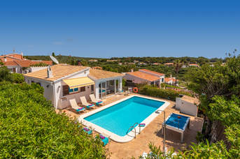 Villa Binibeka, Binibeca, Menorca, Spain
