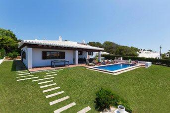 Villa Bininura, Binibeca, Menorca, Spain