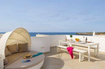 Villa Binixiqui, Binibeca, Menorca, Spain