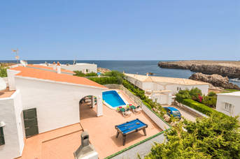 Villa Blanc Arenal, Arenal den Castell, Menorca, Spain