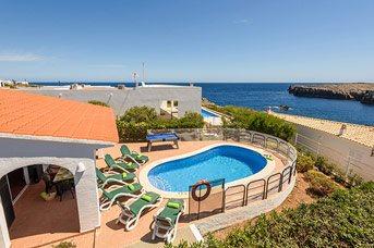 Villa Blau Arenal, Arenal den Castell, Menorca, Spain