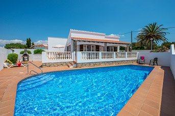Villa Bute, Calan Porter, Menorca, Spain