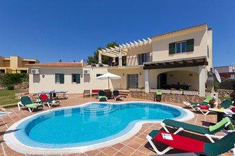 Villa Caballero, Punta Prima, Menorca, Spain