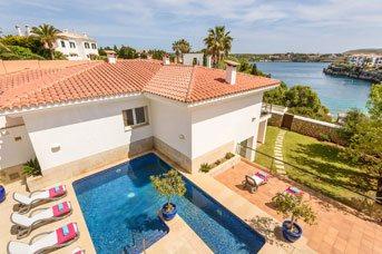 Villa Cala Padera, Es Castell, Menorca, Spain